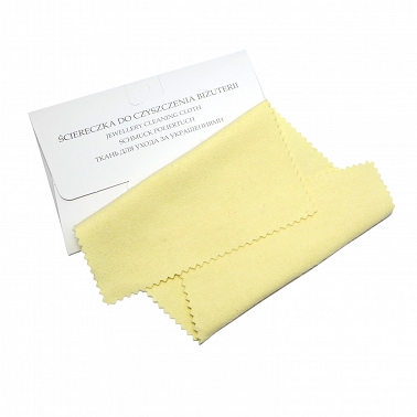 Jewellery cleaning cloth